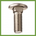 M10 Cuphead Stainless Bolt