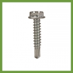 Stainless Self Drilling Screw - 20Mm
